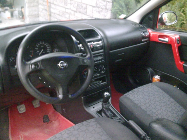 Vendu opel astra g tuning vente ou change for Interieur opel astra 2000