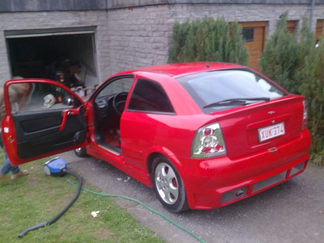 Vendu opel astra g tuning vente ou change for Opel astra g interieur