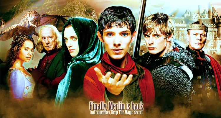 Keep The Magic Secret [Merlin 2008]