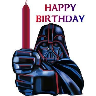 Bon anniversaire yod - Bon anniversaire star wars ...