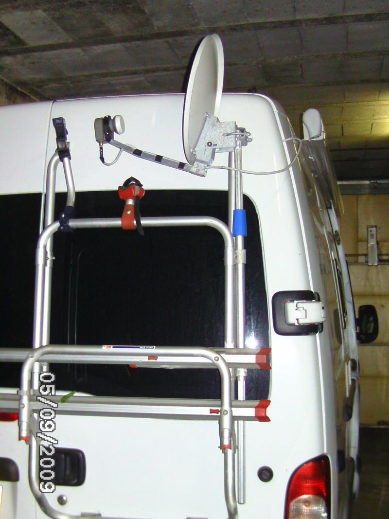 La tnt la tnt et la television for Porte 4 velo camping car