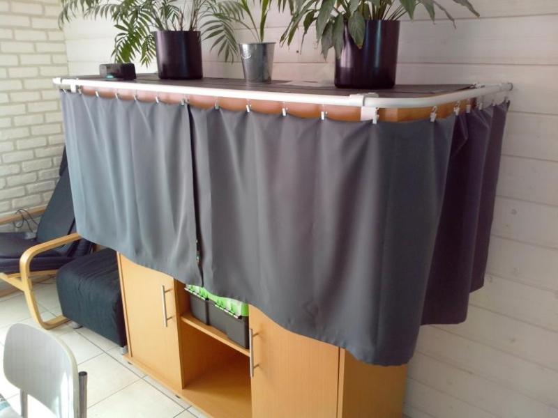 rideaux pour rio 400. Black Bedroom Furniture Sets. Home Design Ideas