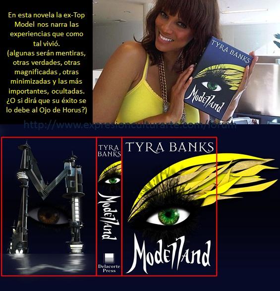 Tyra Banks Modelland: EL SATÁNICO OJO DE HORUS