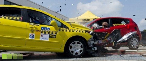 Idée crash test pour comparer les voitures - Actualité auto