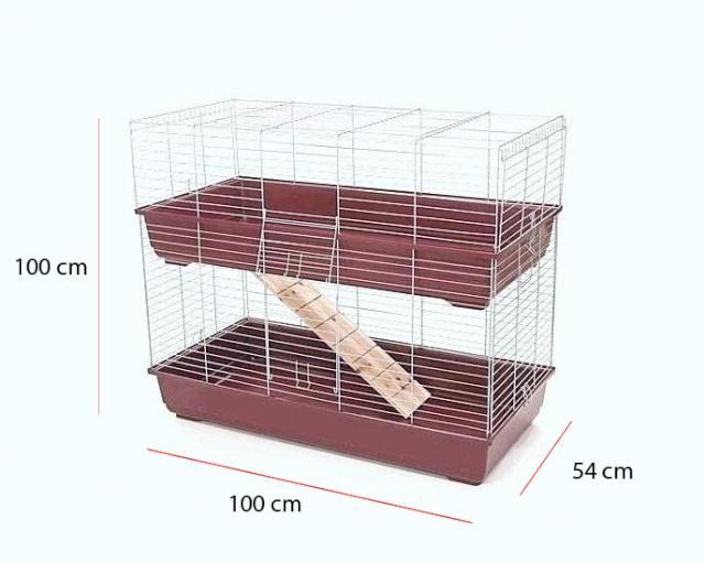cage deux etages aide pour securiser forum des cobayes pom et lolo. Black Bedroom Furniture Sets. Home Design Ideas