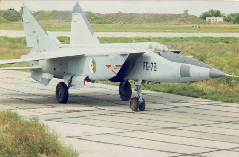 algerian air force pictures and discussion