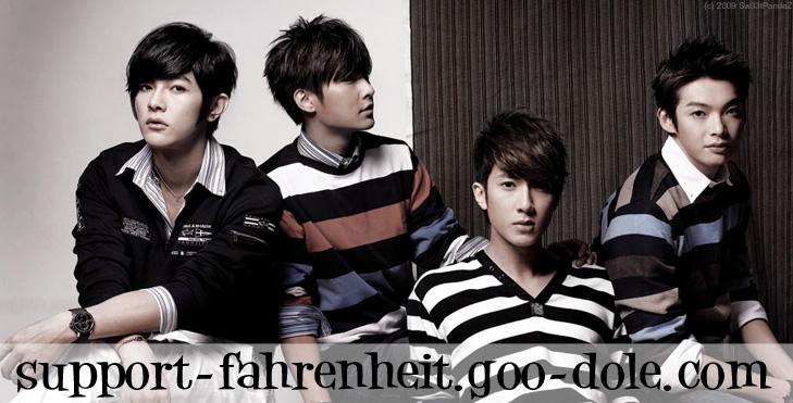 Support Fahrenheit