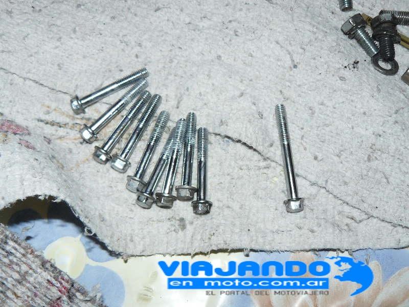 Manual para reparar discos de embragues 125 cc y 150 cc
