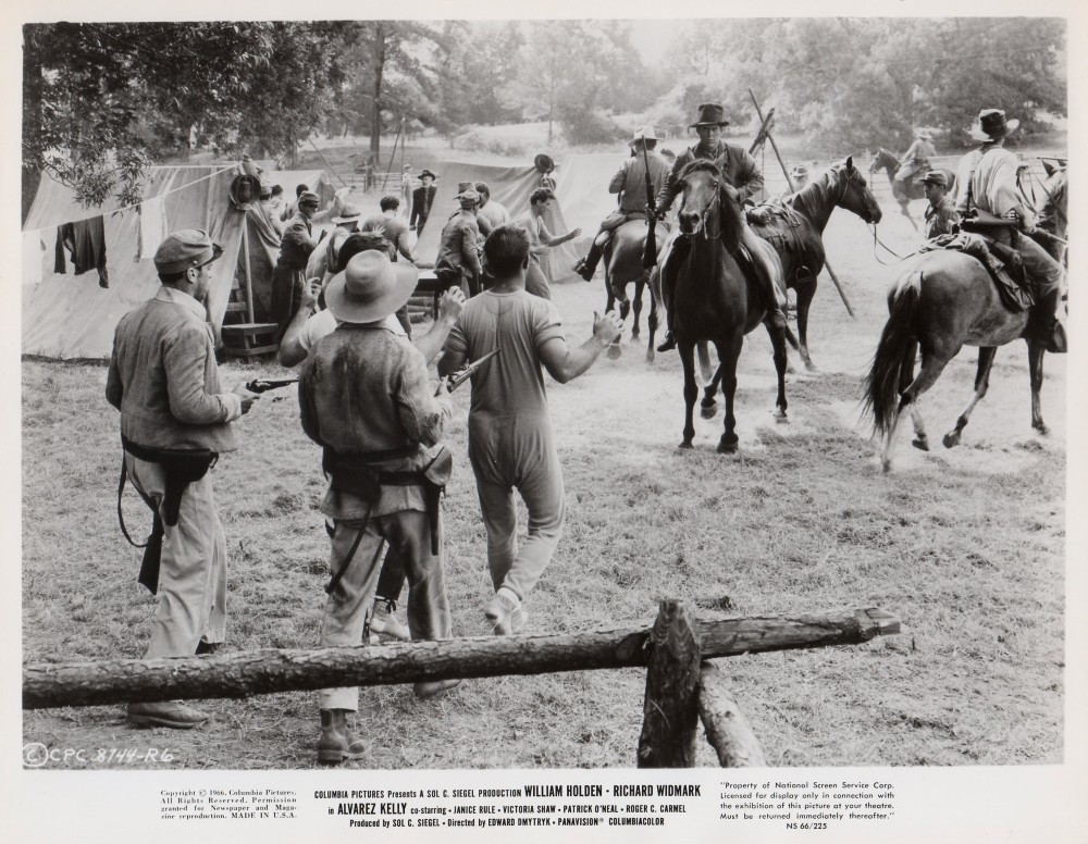 alvarez kelly 1966 civil war movies john wayne