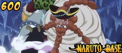 Смотреть One Piece 600 / Ван Пис 600 серия онлайн