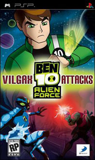 Ben 10 Alien Force Vilgax Attacks [Español] [PSP] [FS-UL-LB]