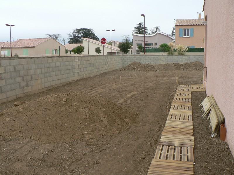 Le jardin de nicole au jardin forum de jardinage - Crepir un mur a la tyrolienne ...
