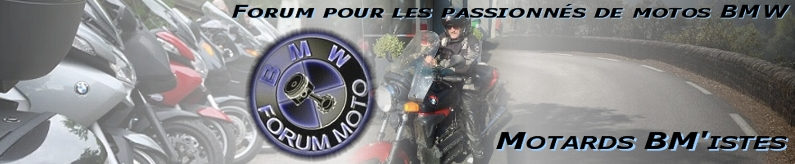 Forum Motards BM'istes