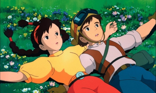 Le Château dans le Ciel, Ghibli, Mayumi Tanaka, Keiko Yokosawa, Kotoe Hatsui, Hayao Miyazaki, Actu Japanime, Japanime, Tenku no shiro Rapyuta