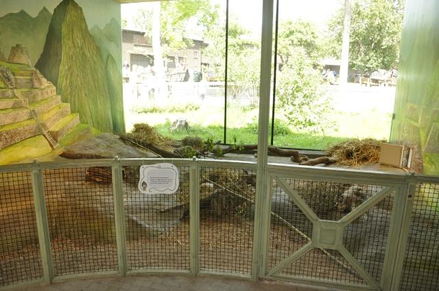 Leszoosdanslemonde afficher le sujet s jour scandinave for Cage lapin nain exterieur