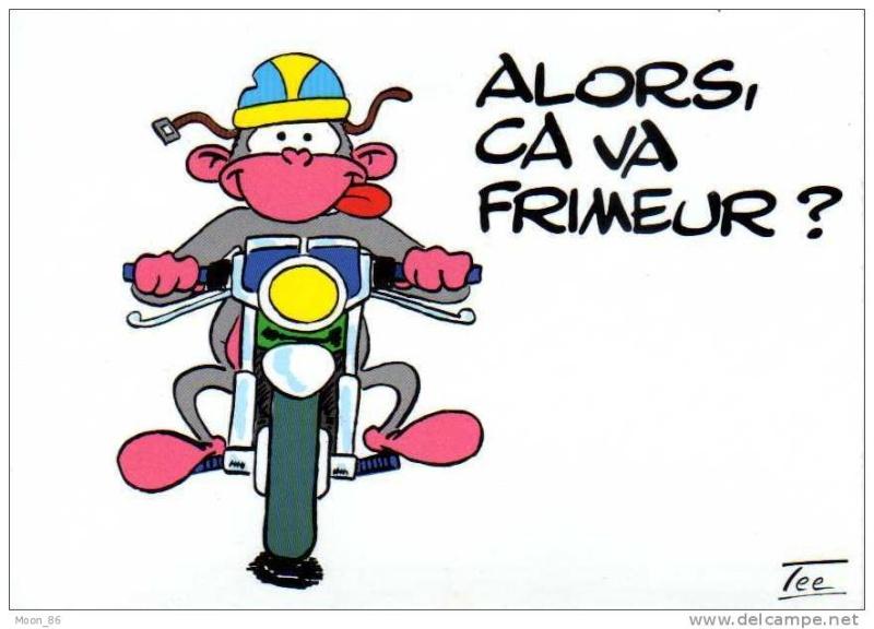 Votre dessin humoristique page 12 - Dessin motard humoristique ...