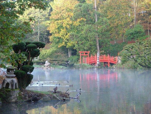 Jardins japonais for Jardin japonais cholet