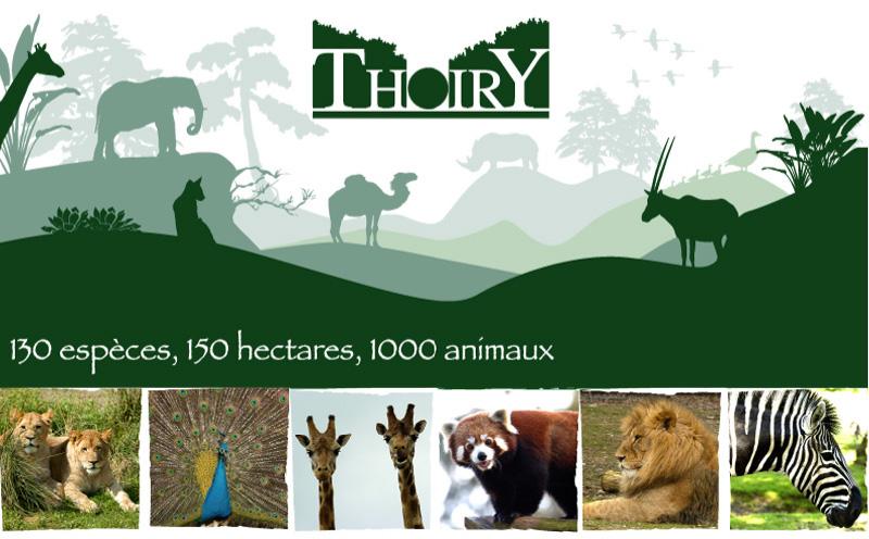 A 035 france zoo de thoiry yvelines 78 for Zoo en yvelines