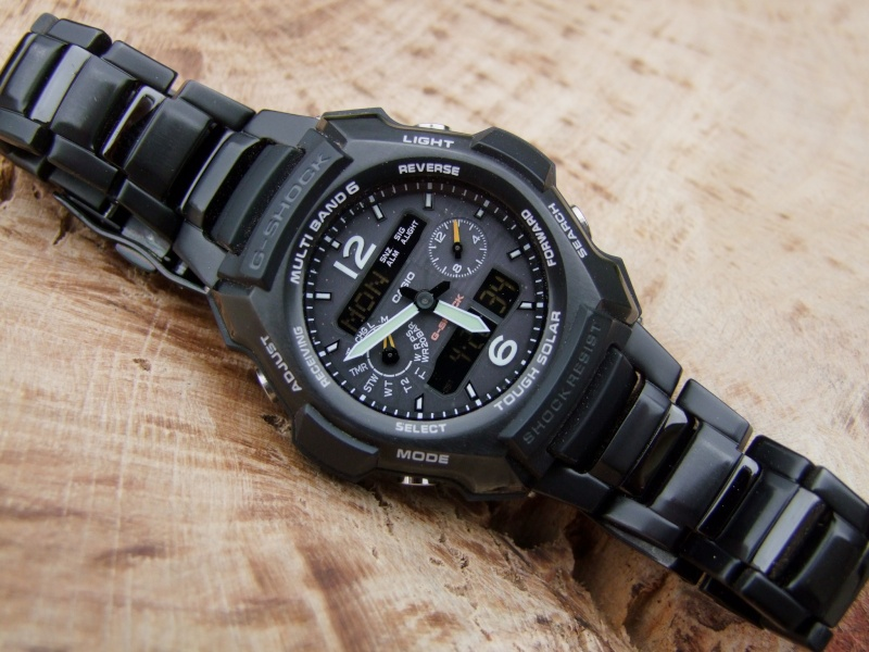 montre g shock aviation