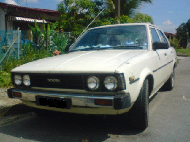 toyota corolla dx ke70 for sale 4k engine 1 3cc automatic aircond