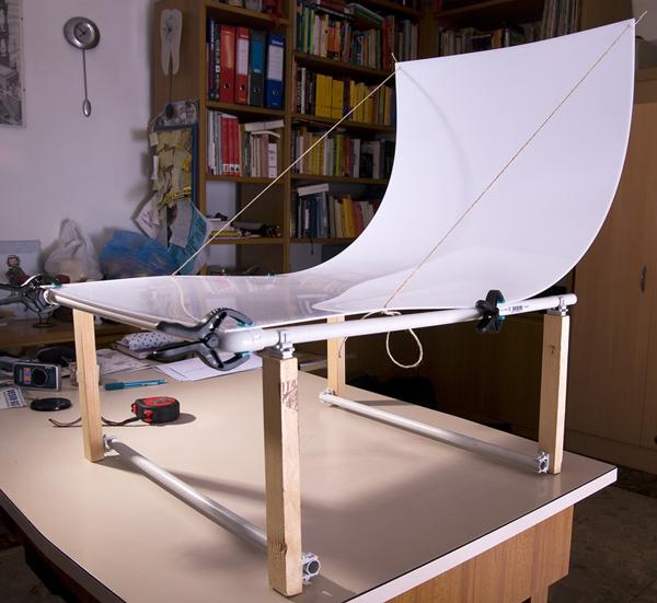 Il forum italiano della fotografia still life mi sono costruito un piccolo - Telaio da tavolo per tessitura a mano ...