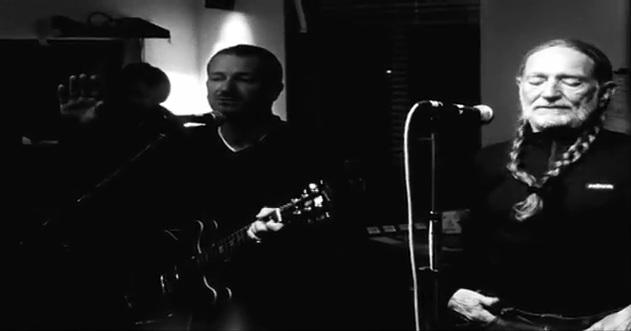 U2 fête les 80 ans de Willie Nelson