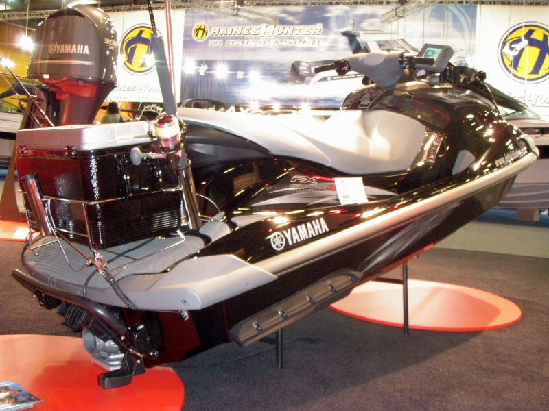 Parts Used: Waverunner Parts Used