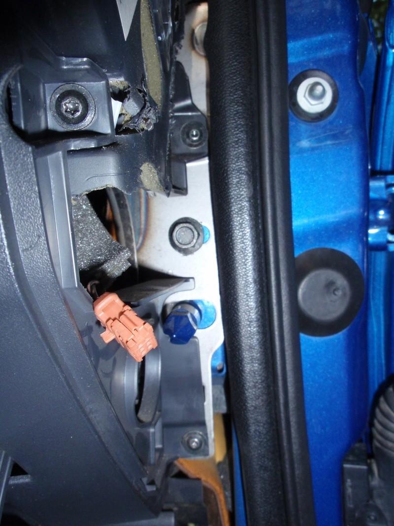 Changement porte boite a gants normale par une gt o rs for Porte normale