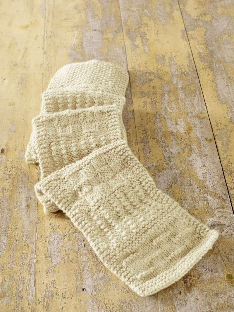 Khăn len đẹp cho các bạn nam