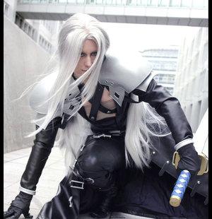 Final Fantasy Sephiroth Cosplay final fantasy cosplay