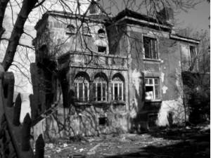 призрачна къща