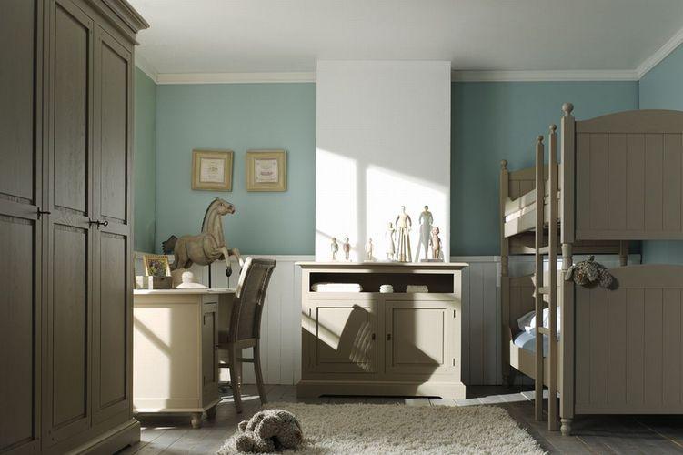 Aide dans choix couleur parquet peinture murs pour chambres enfants parents for Peindre un mur de couleur dans une chambre