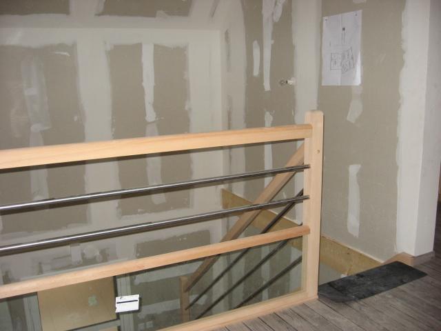 Id es couleurs pour entr e avec vide sur hall nouvelles photos page 2 for Comcouleur escalier interieur