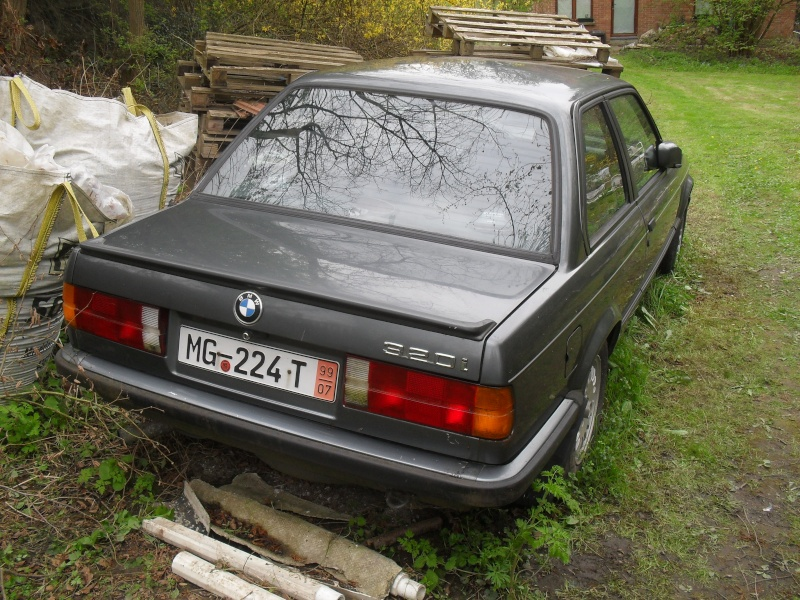 ma bmw 320i e30 1987 restaurations anciennes forum collections. Black Bedroom Furniture Sets. Home Design Ideas