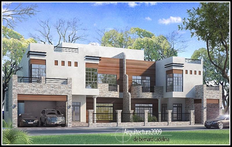 Duplex Villa Exterior Designs Joy Studio Design Gallery