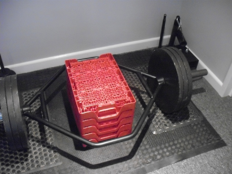 My Homegym Pics Lots Of Homemade Gear Crossfit