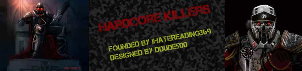 The Hardcore Killers Killzone Clan