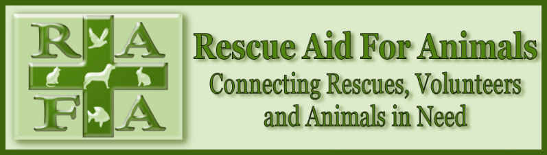 Rescue Aid For Animals Forum