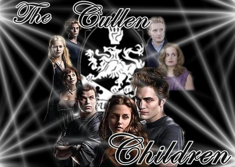 The Cullen Children