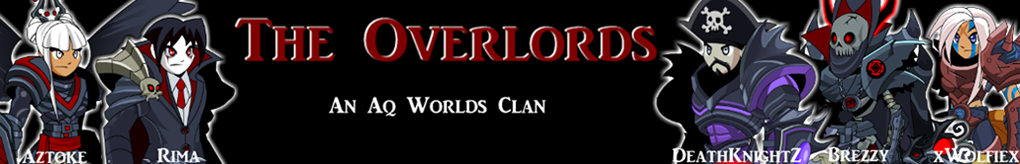 The Overlords Forum