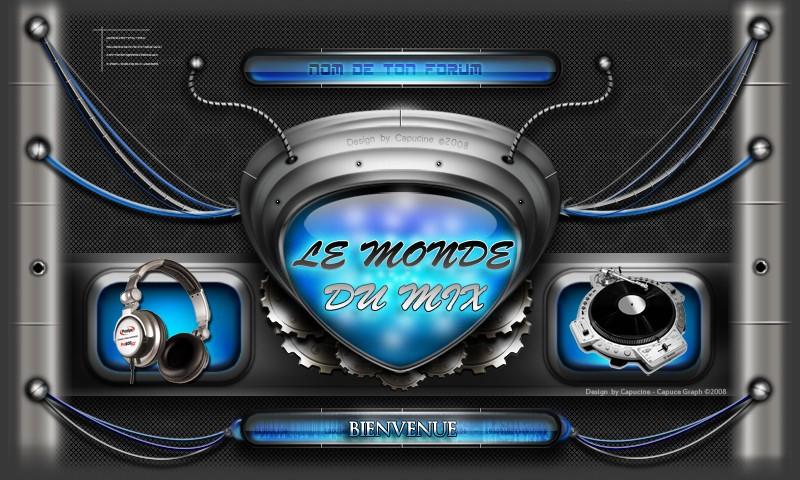 LE MONDE DU MIX