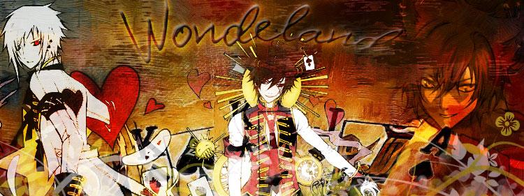 Wonderland Yaoi