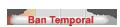 Ban Temporal
