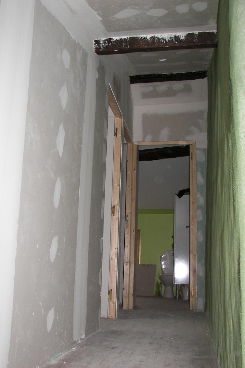 Besoin d'aide pour peinture d'une chambre mansardée
