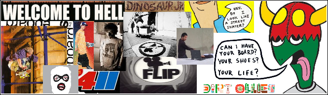 Welcome to Hell | Skateboarding Forums