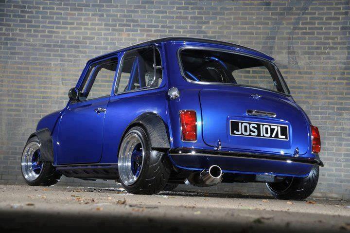 Cooper Tire Sale >> Restauration integrale Mini 1000