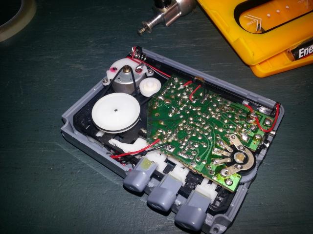 International Ak 18 World 39 S Simplest Cassette Player