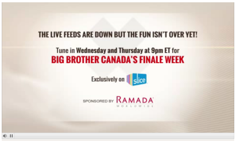 how to watch big brother live feeds in canada