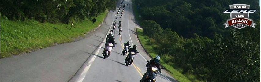 Honda Lead Clube