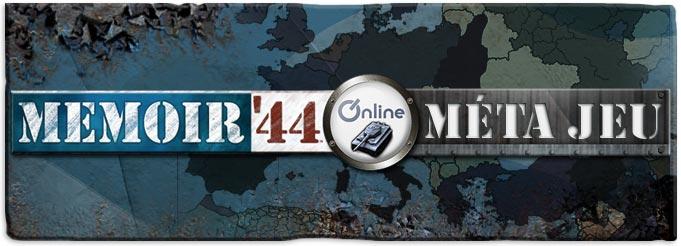 Memoir '44 Online Méta Jeu